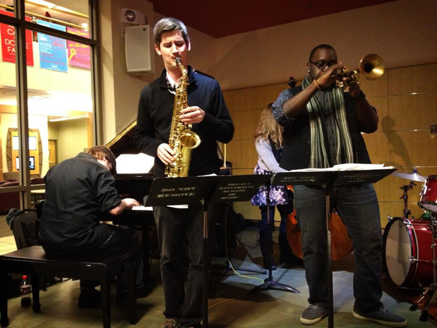 Corbin Andrick Quintet