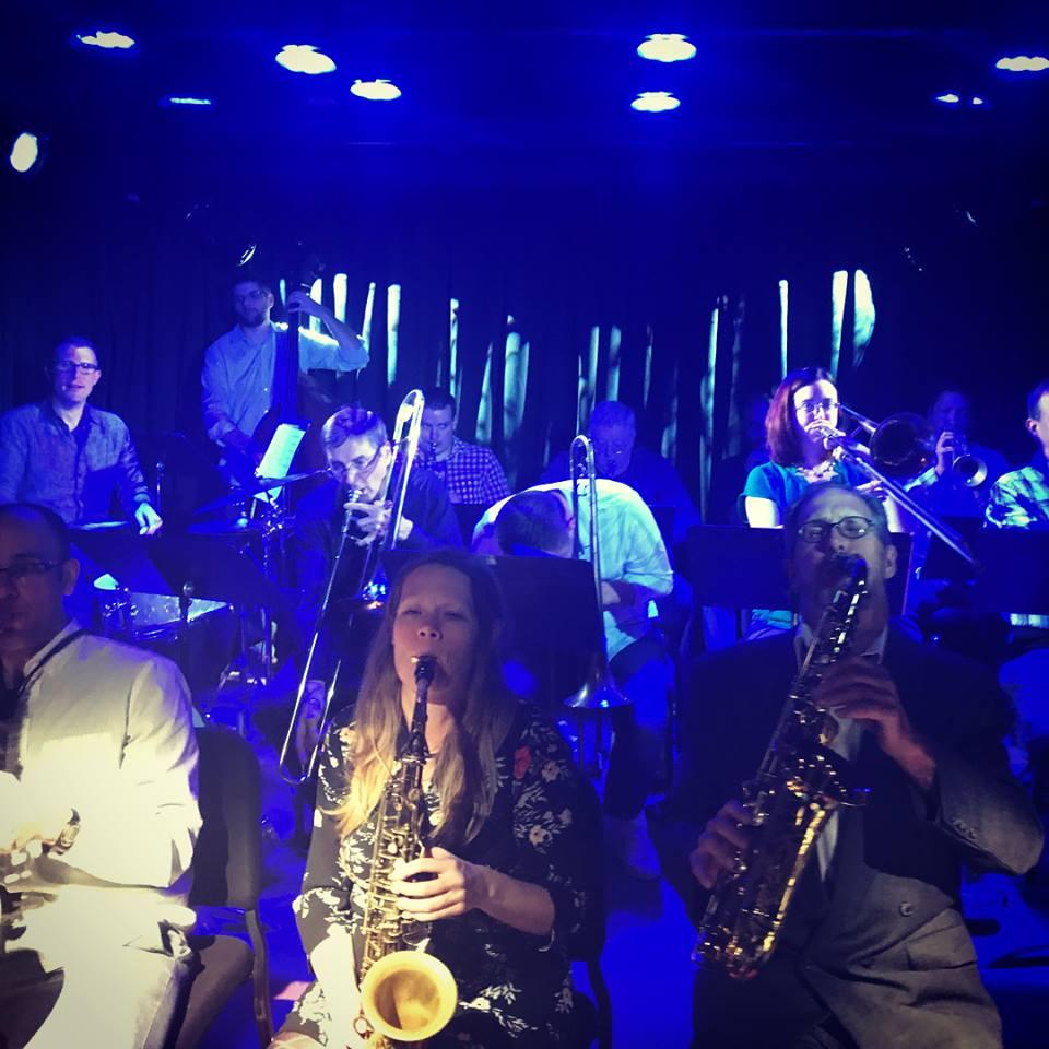 Bohemian Caverns Jazz Orchestra