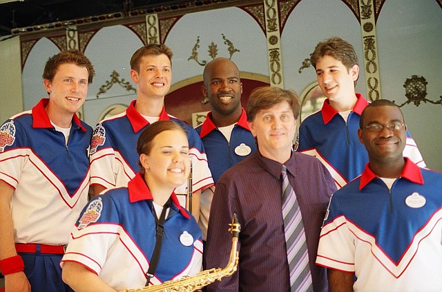 2007 All American College Band