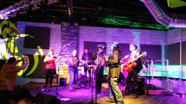 Mojo and the Bayou Gypsies