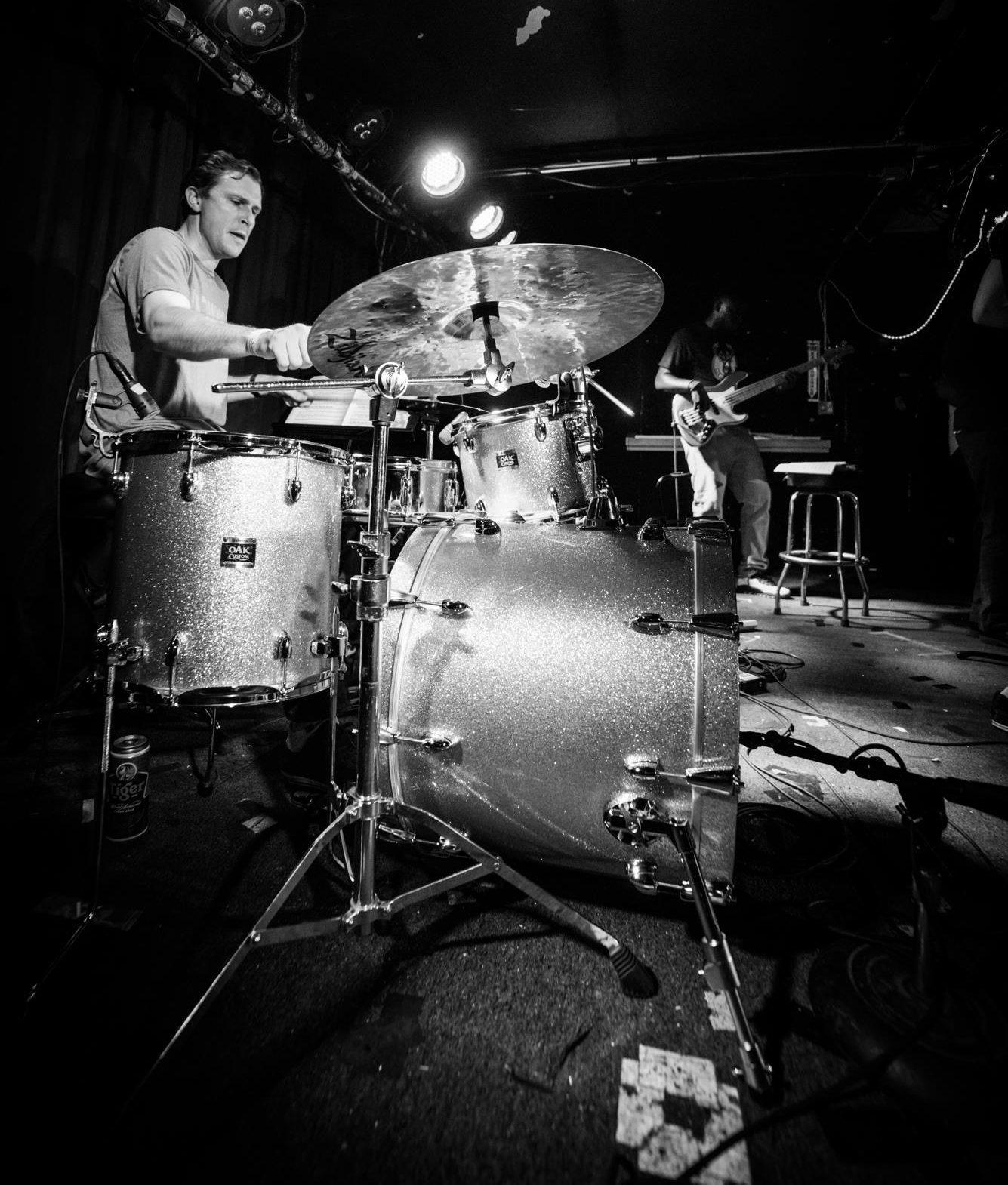 david agee drums chicago drum set