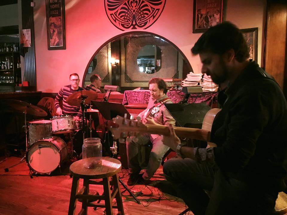 Landon Paddock Quartet